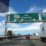 サンフランシスコ、オークランドに