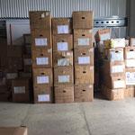 dringend benötigte Hilfsgüter für Griechenland