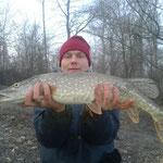 Markus Gintenreiter, 11.01.2013,70cm (Donau)