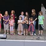 "Unsere Kinder""  aus der Grundschule Brno Antonínská"