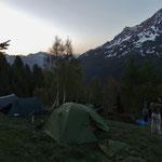 Pfingstlager für den Brutvogelatlas im Bedrettotal