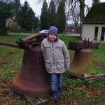 Kreiener Stahlglocken durch Bielefelder Glocken ersetzt