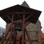 Ursprünglich stammen die Glocken aus Bielefeld (Heepen).