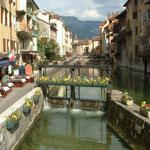 Annecy : Vieille ville