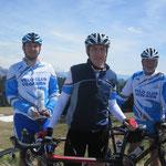 Au sommet du Revard, le lac d'Aix les Bains en contrebas
