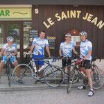 """Le restau de midi s'appelle """"Le Saint Jean"""" !"""