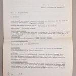 Contrato como ayudante de dirección a José Antonio Cáceres
