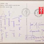 Tarjeta de Fernando Arrabal II
