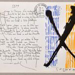 Tarjeta de Fernando Arrabal I