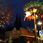 Romantico totale - il dicembre con tutti i mercati natale