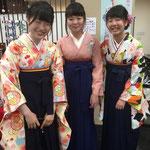 土浦二高の筝曲部の乙女たち