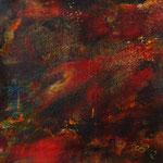 Rot Nr. 1 50 cm x 50 cm | © Andrea Back