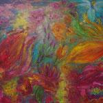 Blütenmeer 70 cm x 50 cm | © Andrea Back
