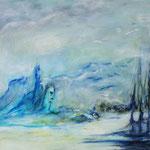 Wintergeist 70 cm x 50 cm | © Andrea Back