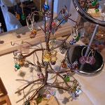 クリスマスツリーのようになりました