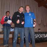 Martin, Gerald & Wolfgang wurden viert schnellste Herrenmannschaft