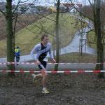 Martin baut seinen Vorsprung auf den letzten 5 Kilometern aus