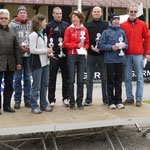 Team aus Darren, Martin und Thomas werden drittschnellste Mannschaft auf der Bayerischen Meisterschaft