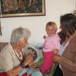 Auch beim Urgrosi Wilchingen waren wir auf Besuch.