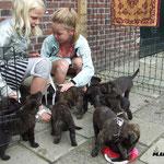 Pups en kids