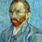 Autoportrait Vincent Van Gogh 1889