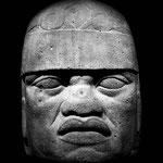Le Scribe culture Olmèque