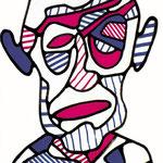 Autoportrait VI m267
