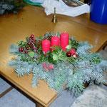 Wünschendorf/Elster Weihnachtsbasteln 2014