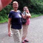 Wandertag von Berga über Töpferberg nach Wünschendorf 2014