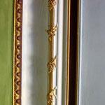 corniche du plafond - détail