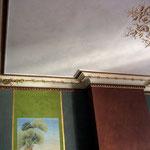 plafond - détail