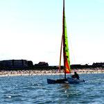 Wassersport Wangerooge