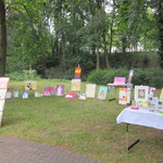 """Kunst im Park"" am 22.06.2014 in Bad Camberg"