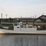ほたるいか漁船