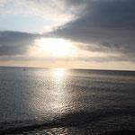 日本夕日百景に選ばれている海岸