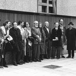 1997. Ángel González en la generación del 50. Diálogo con los poetas de la experiencia.