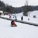Wintersport am Hausruck