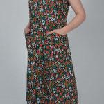 blouse s manches Milou coton imprimé