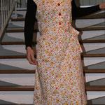 robe Macaron coton imprimé