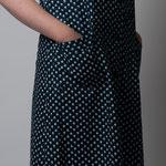 poches blouse coton Milou