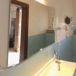 Bad 3/ 4 WC Dusche Waschbecken