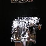 マツダの新世代クリーンディーエルエンジン「SKYACTIV-D 2.2」