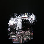 マツダの新世代クリーンディーエルエンジン「SKYACTIV-D 1.5」