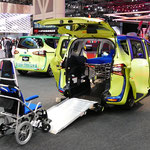 トヨタ自動車東日本による新型シエンタのコンセプトカー