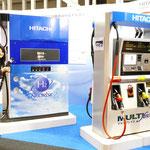 日立オートモティブシステムズメジャメントの水素ディスペンサーと多機能ガソリン計量機