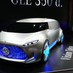 メルセデス・ベンツのコンセプトカー「Vision Tokyo」