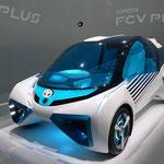 トヨタの「TOYOTA FCV PLUS」は、「エコカー」から「エネカー」への進化を目指したコンセプトカー