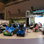「SMART MOBILITY CITY 2015」の様子