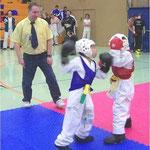 Auch die Fight Club Milia Jugend mit Erfolg