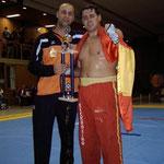 Zwei Weltmeister ein Bild
